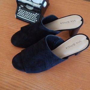 Via spiga heels shoes